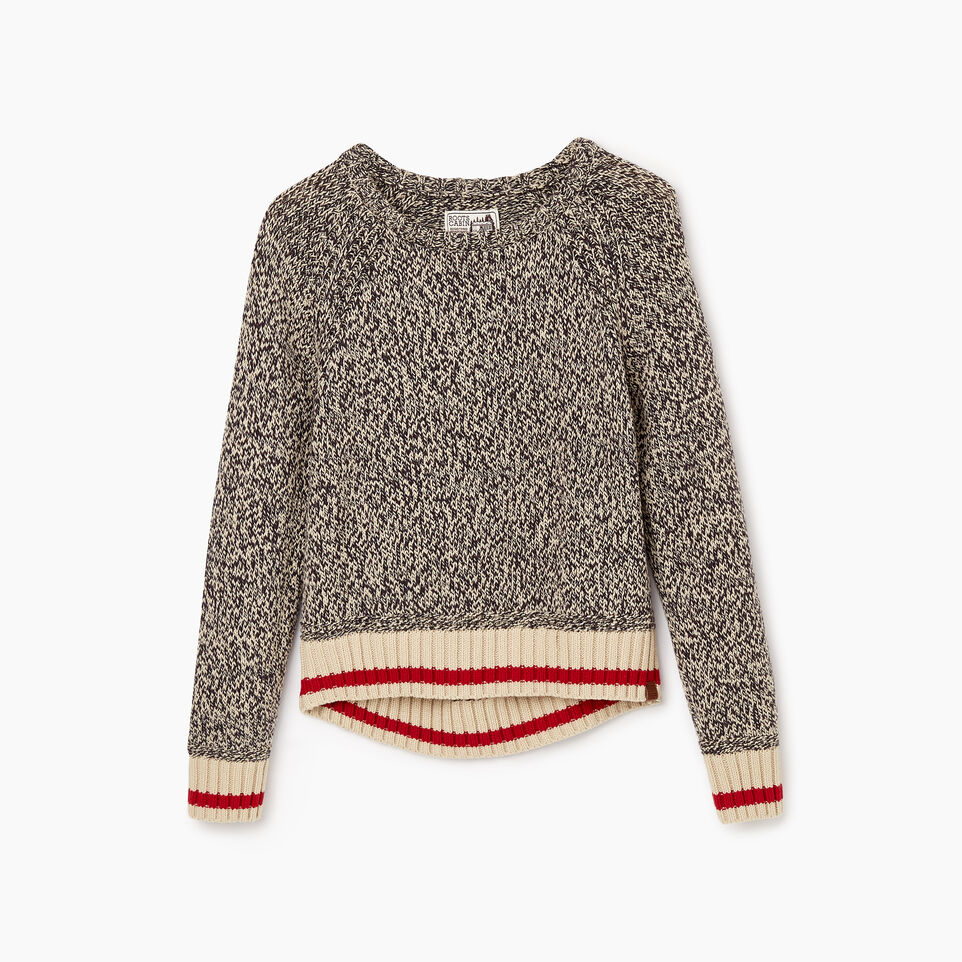 Roots-undefined-Girls Roots Cabin Crop Sweater-undefined-B