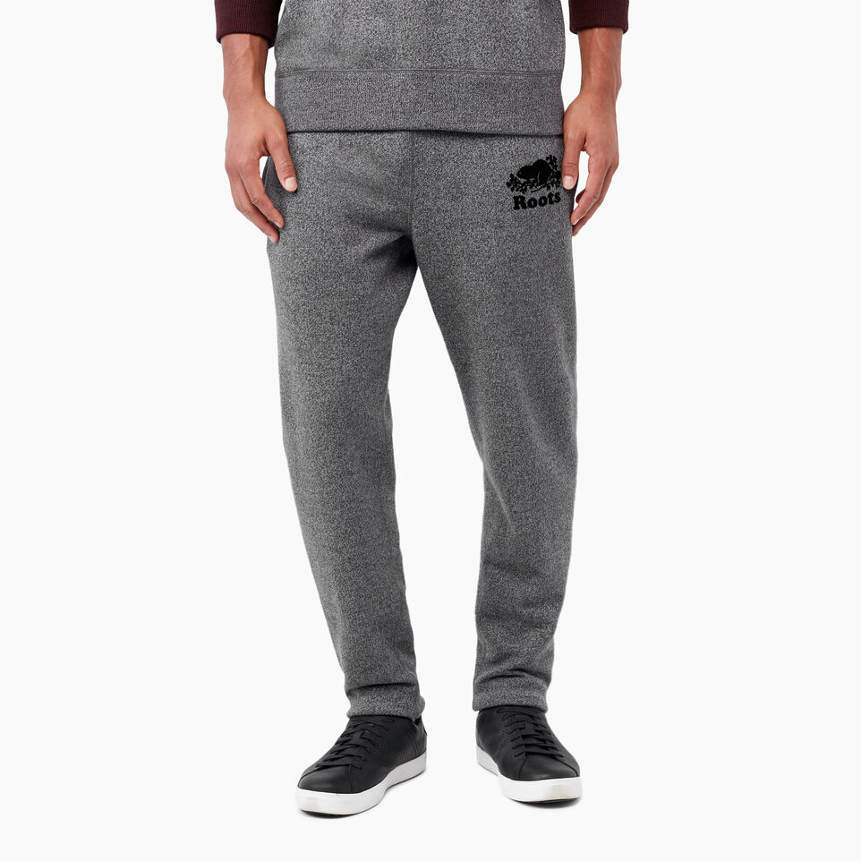 Roots-Park Slim Open Bottom Sweatpant