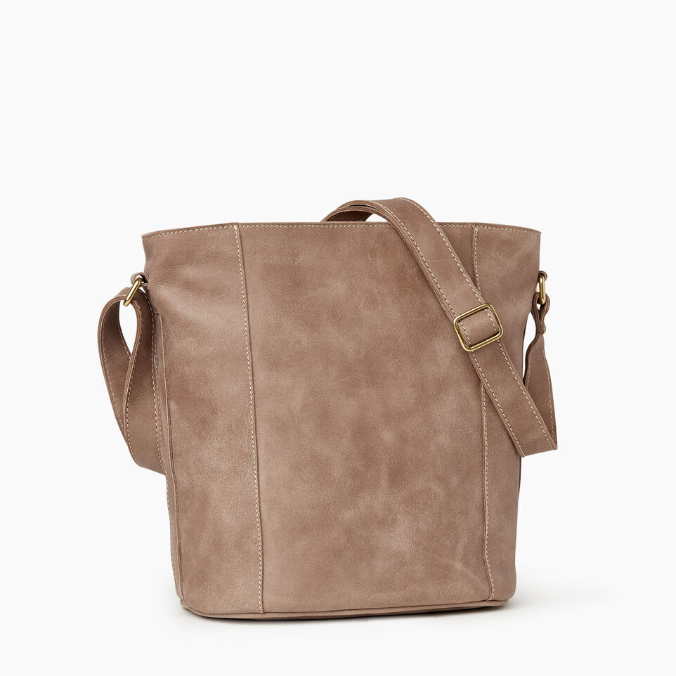 Roots-Women Clothing-Victoria Bucket-Fawn-C