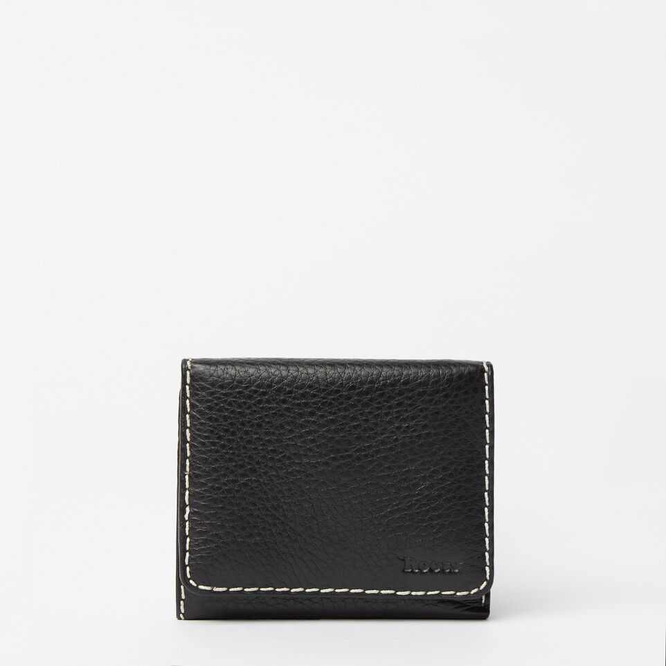 Roots-Easy Trifold Wallet