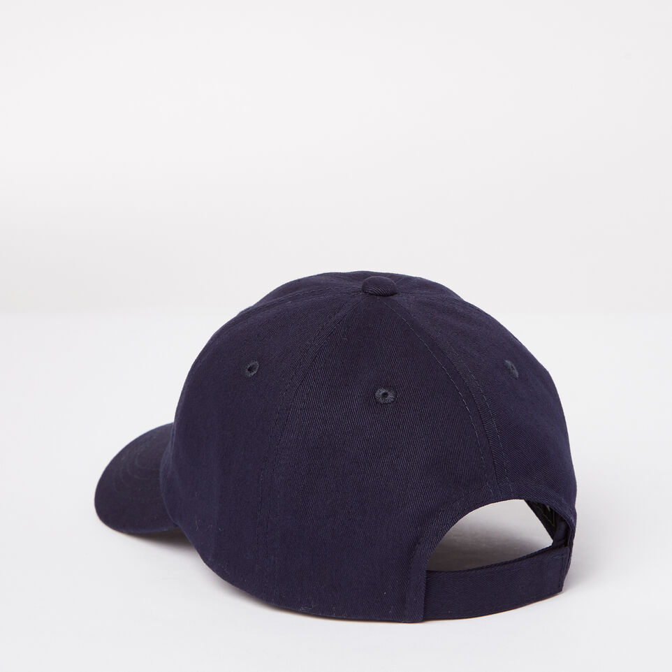 Roots-Kids Our Favourite New Arrivals-Kids Cooper Baseball Cap-Navy Blazer-C