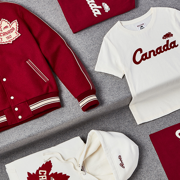 Canada 150 roots canada for Made in canada dress shirts