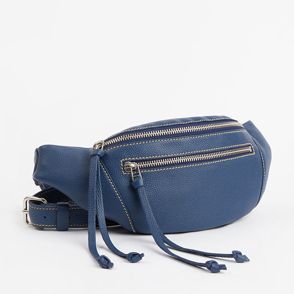 Two Zip Fanny Pack Prince