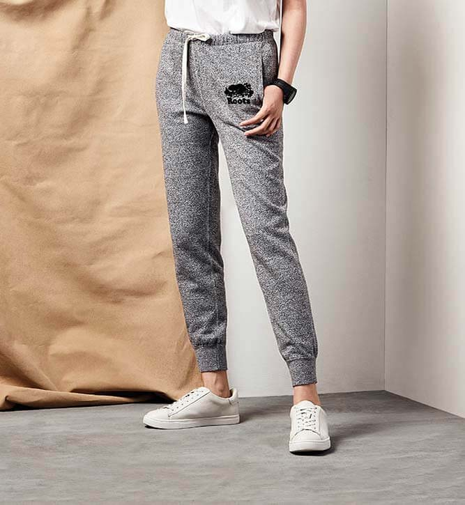 womens bottoms sweatpants roots