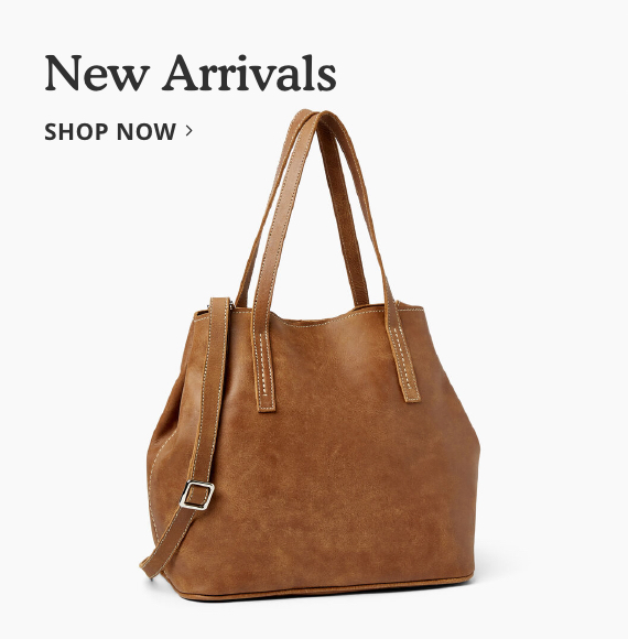 Leather New Arrivals