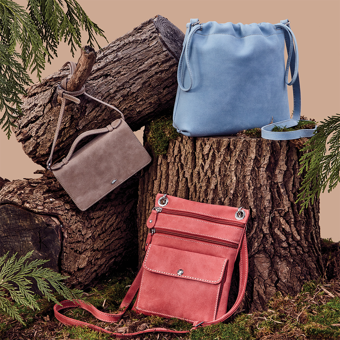 Roots-Leather Handbags-Shop The Look: On Our Journey-Y