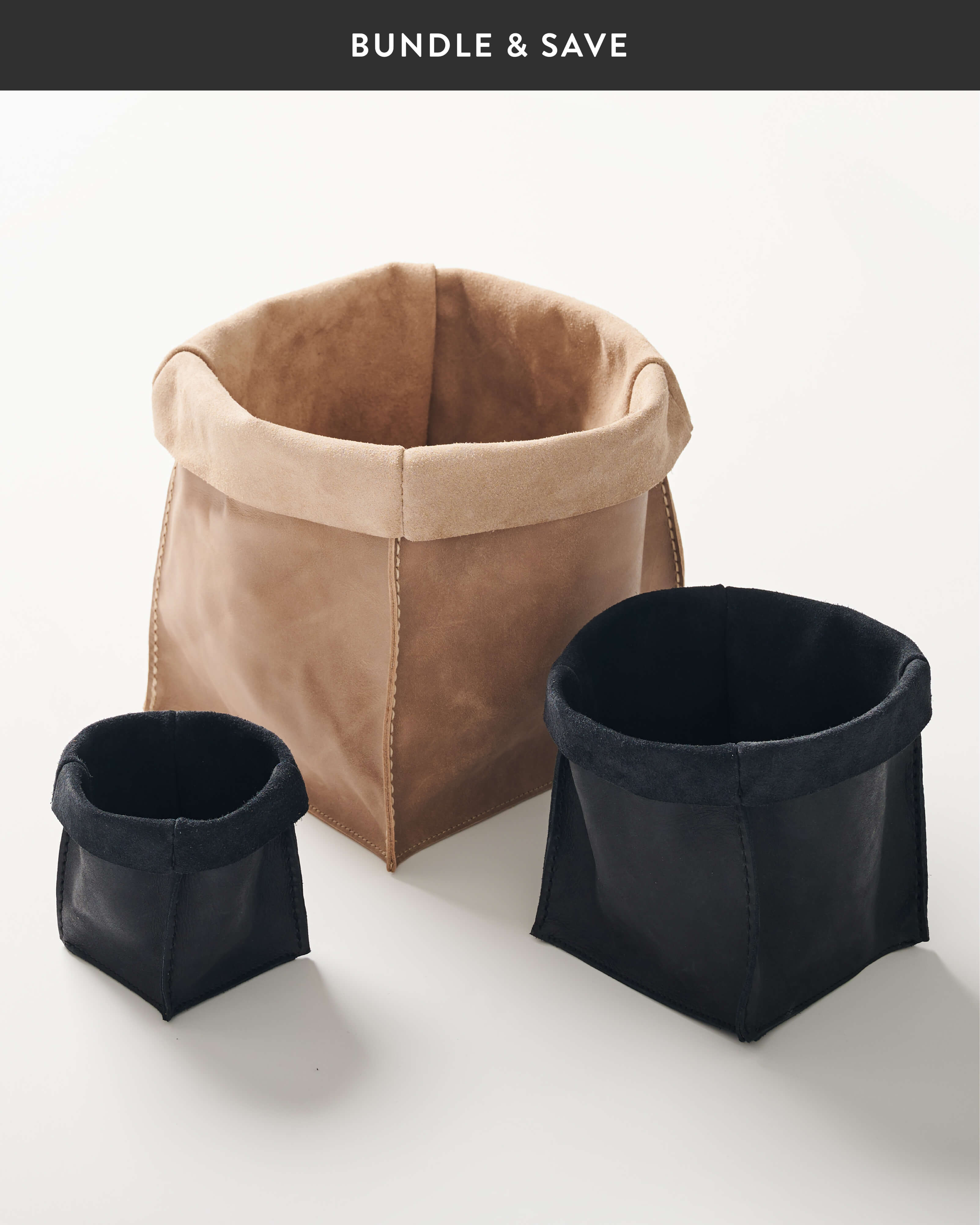 Roots-Leather Leather Accessories-Shop The Look: Home Accessories Bundle -4