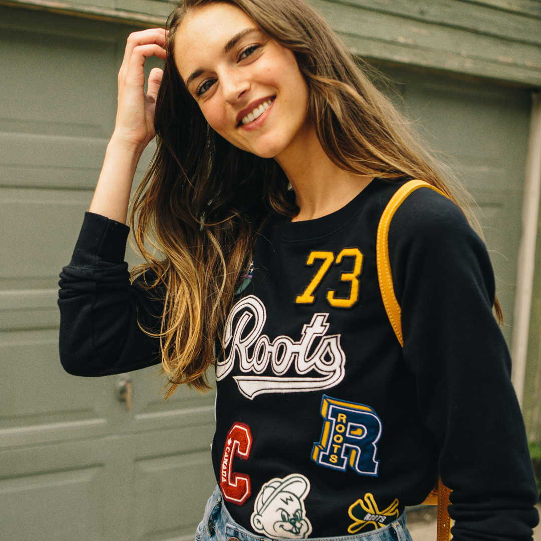 Roots-Women Sweats-Shop The Look: Explore where you are-W