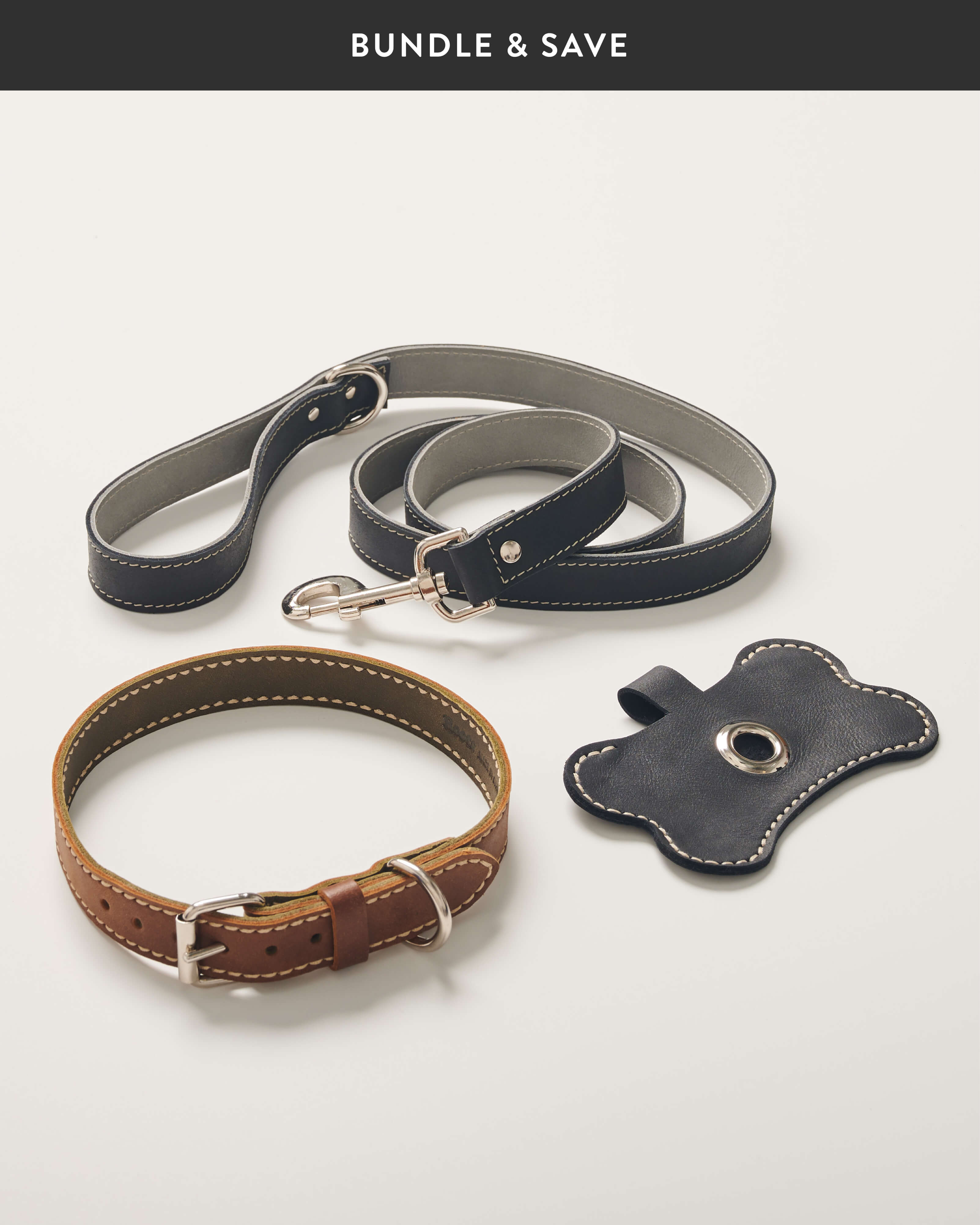 Roots-New For This Month Bundles-Shop The Look: Dog Accessories Bundle -4