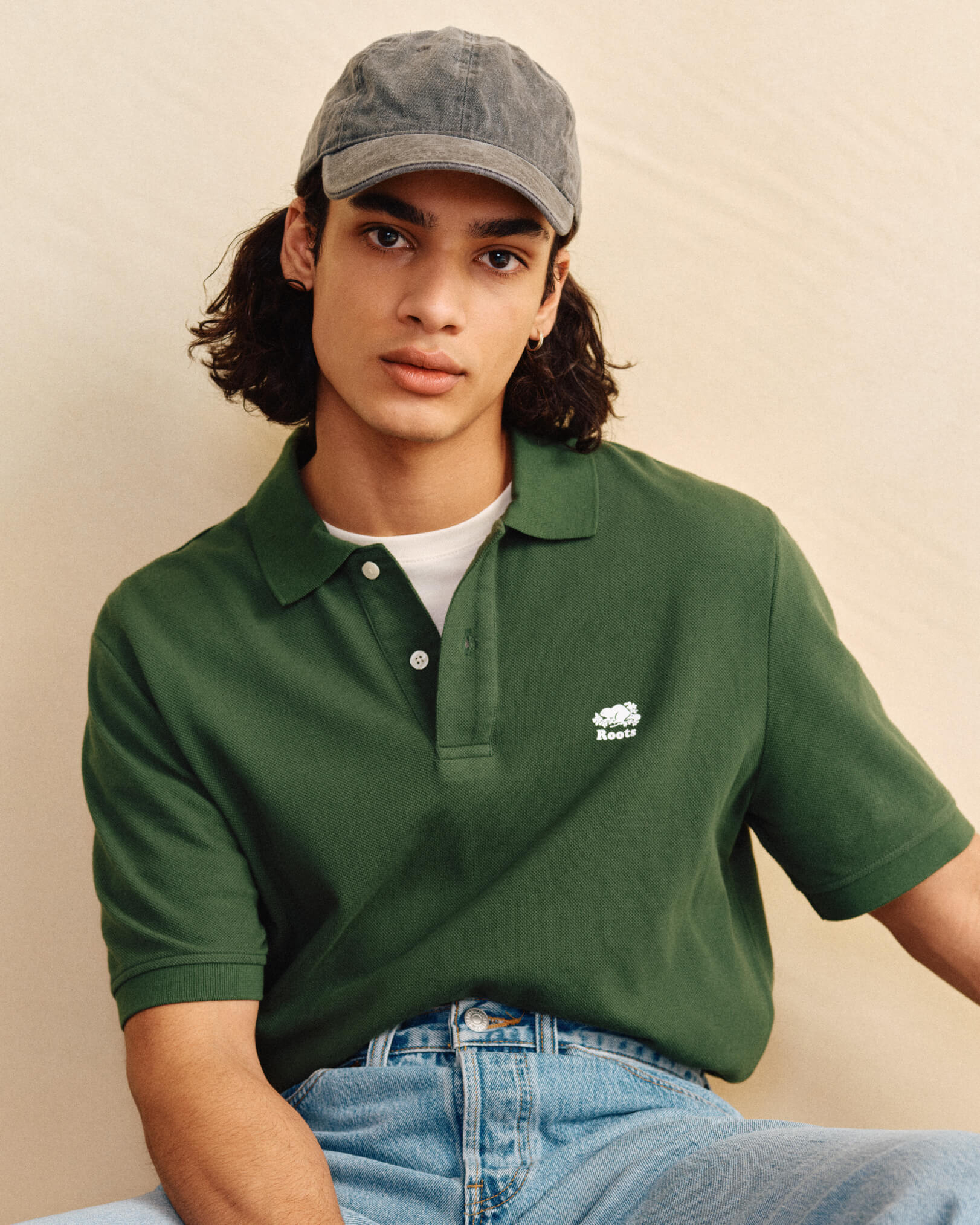 Roots-Men Shirts & Polos-Shop The Look: March Collection-O