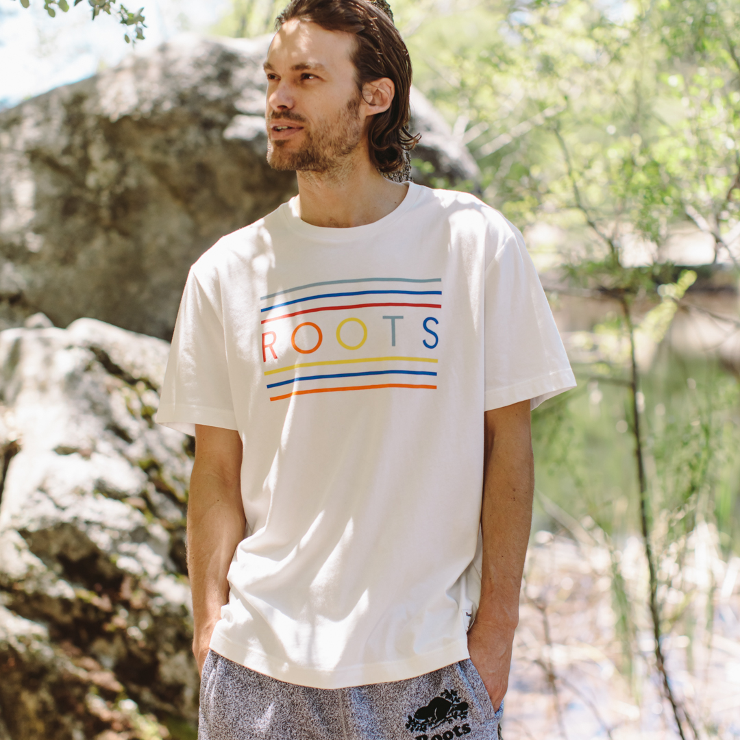 Roots-Men Our Favourite New Arrivals-Shop The Look: True to Our Nature-E