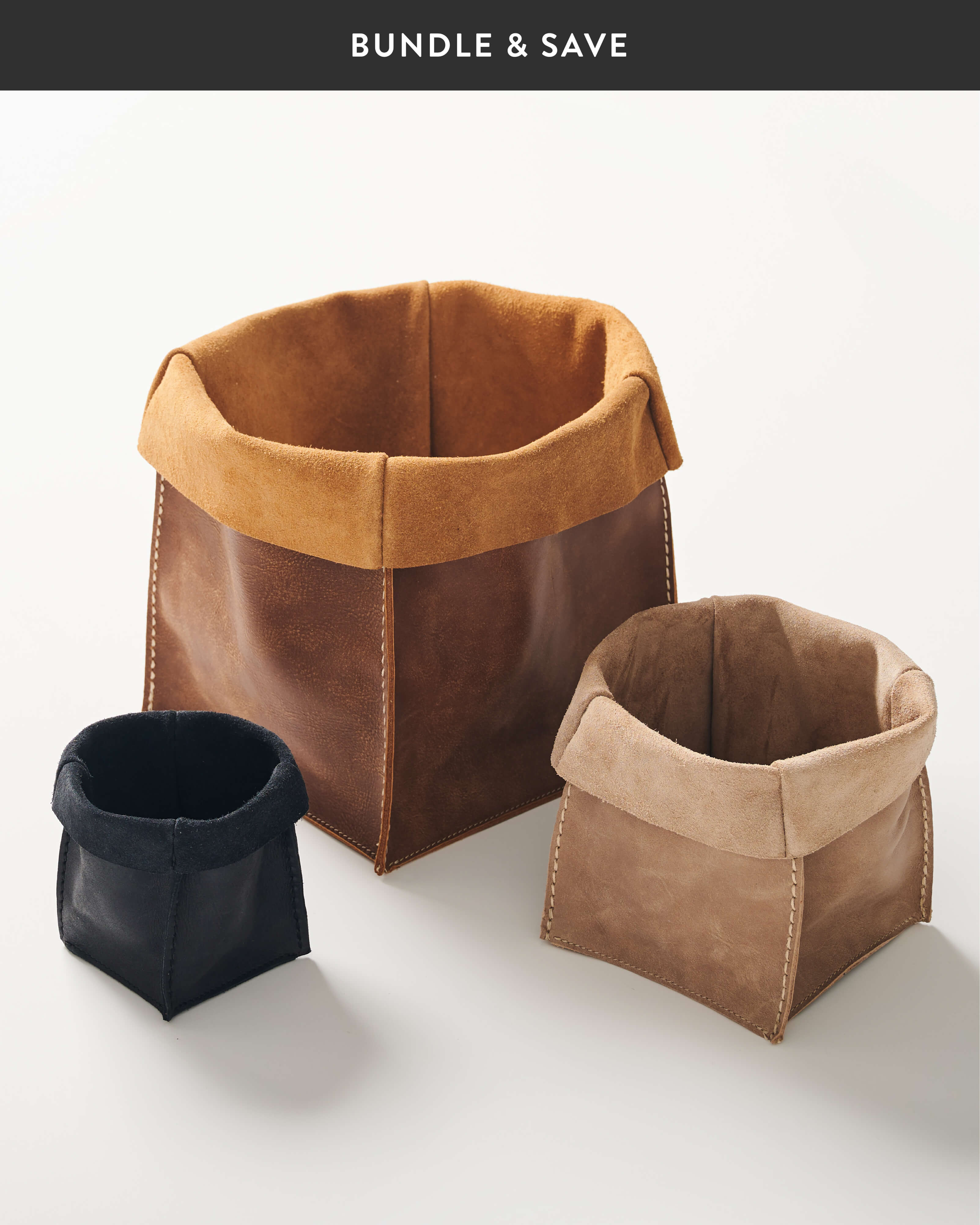 Roots-Leather Leather Accessories-Shop The Look: Home Accessories Bundle -2