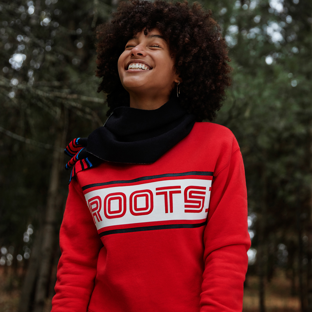 Roots-New For December Shop The Look-Shop The Look: Love Our Roots-W