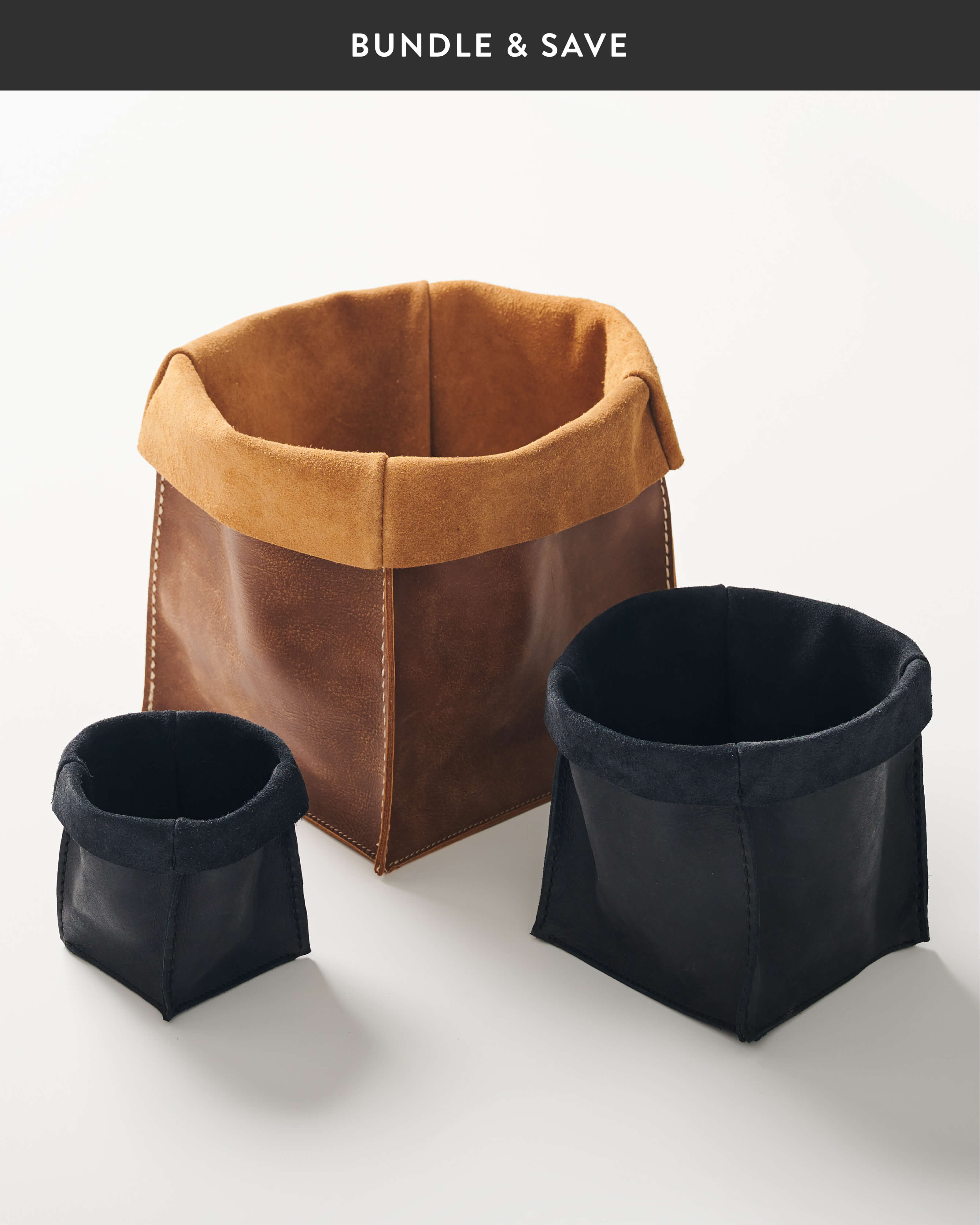 Roots-Leather Leather Accessories-Shop The Look: Home Accessories Bundle -3
