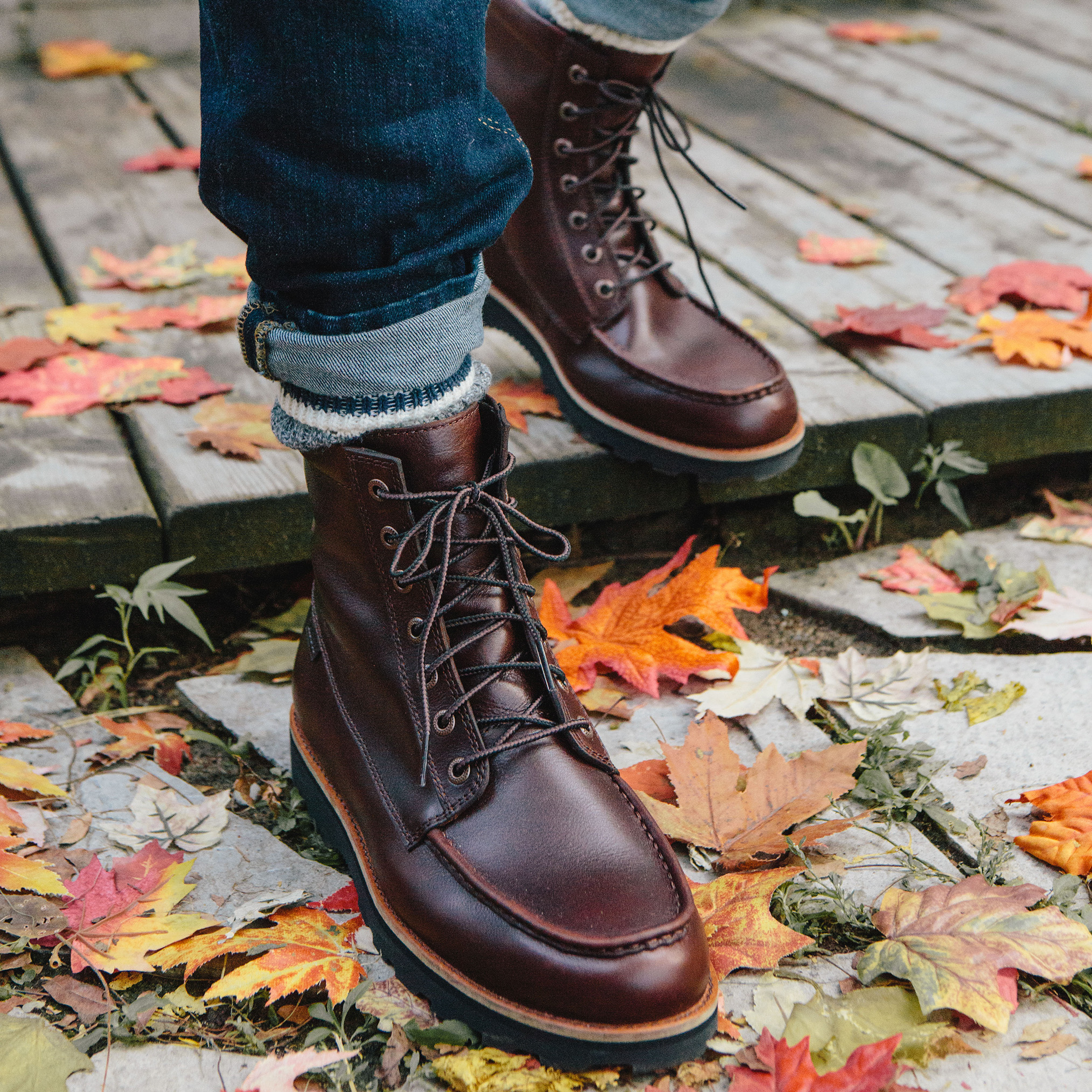 Roots-Footwear Men's Footwear-Shop The Look: Cabin Comfort, City Style-T